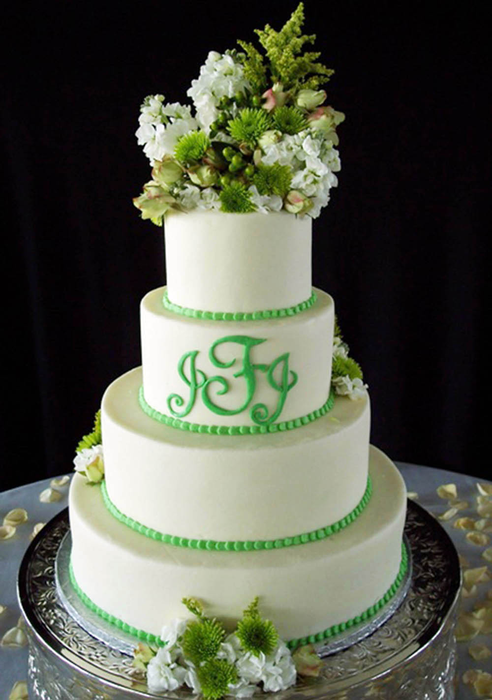 eye candy green wedding cakes reception project wedding forums. Black Bedroom Furniture Sets. Home Design Ideas